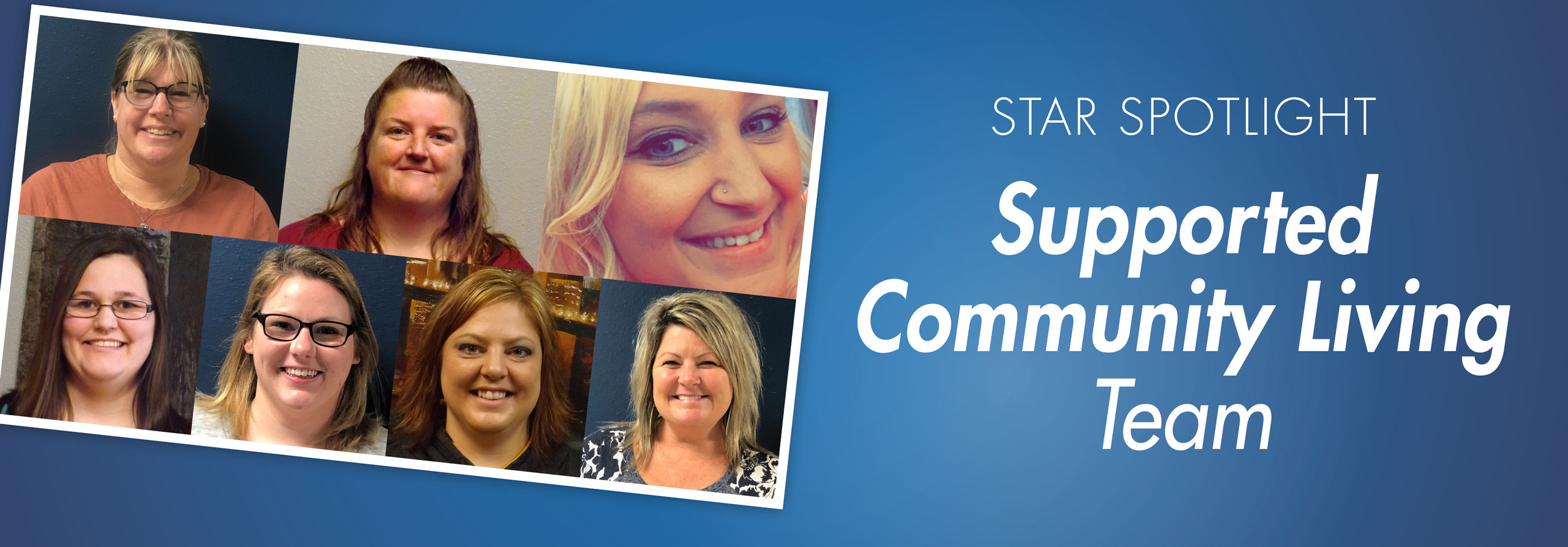 Supported Community Living Team